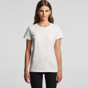 AS Colour - Women's Maple Crew Tee (Regular Fit) Thumbnail